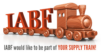 IABF would like to be part of your supply train!